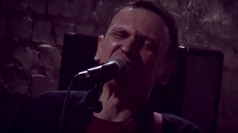 The Back Band — Случайные связи (live в клубе «Винил»)