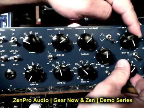 Tube Tech MEC 1A Pultec Equalizer @ ZenPro Audio