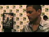 Wentworth Miller, Ali Larter, Paul W.S. Anderson Exclusive Interviews Resident Evil Afterlife