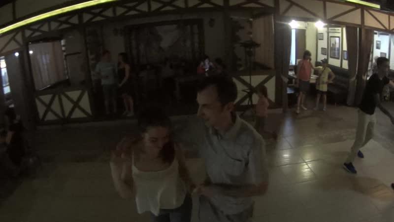Сальса Роман и Елена