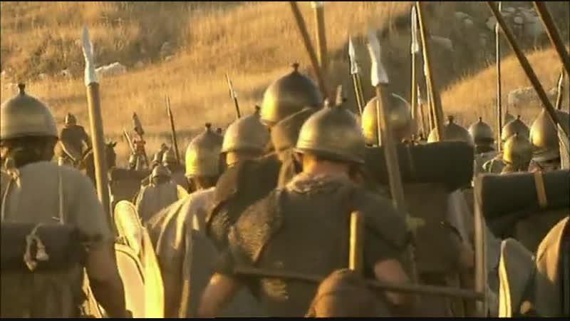 BBC Древний Рим Расцвет и крушение Империи Цезарь 2серия