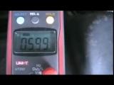 Cопротивление ДТВВ и инжектора. Passat B3