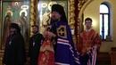Епископ Флавиан совершил Великую Пасхальную вечерню. 12 апреля 2015 г.