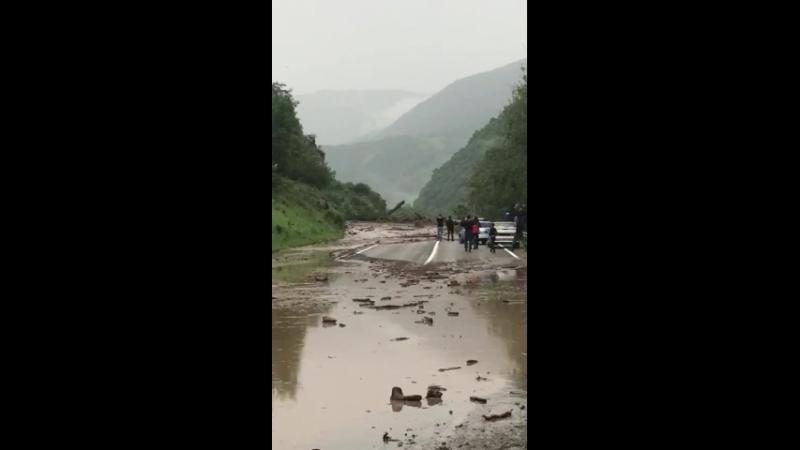 трасса на джубу шабановский перевал