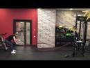 Упражнения с канатом Фитнес центр Айсберг