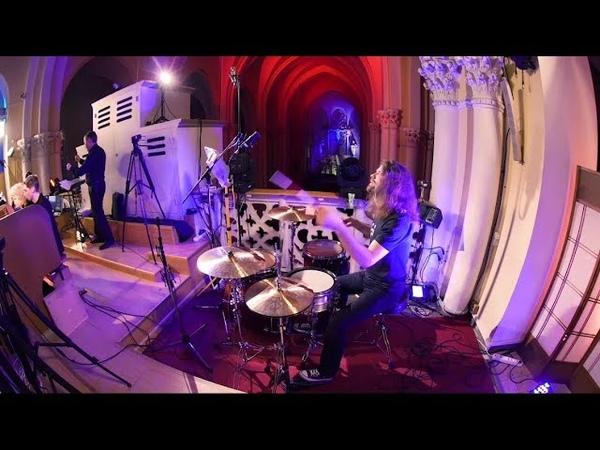 Вселенная Pink Floyd Drum Cam