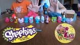 Шопкинс достаем из слизи, а так же куколку Лол, пони, и другие персонажи. Веселое видео для детей.