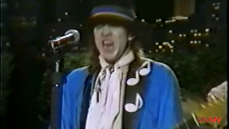 Stevie Ray Vaughan Live @ Austin City Limits 12/13/1983 [Unreleased]