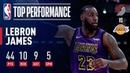 LeBron James DROPS 44 Passes Wilt Chamberlain On All-Time Scoring List November 14, 2018