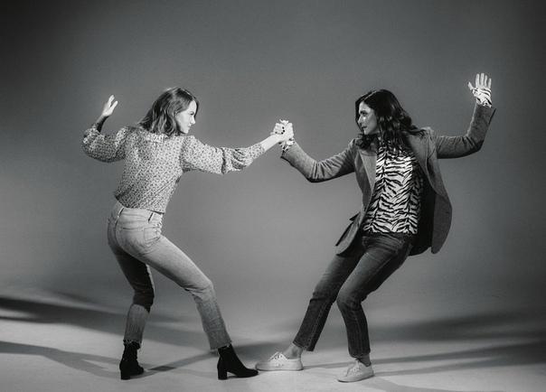 Emma Stone & Rachel Weisz