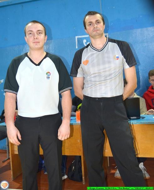 "МЛБЛ К.о., ""Pro Basket"" vs ""ОИАТЭ"", 08.02.19"