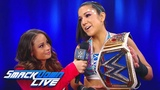 What kind of Champion will Bayley be SmackDown LIVE, May 21, 2019