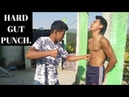 HARD GUT PUNCH | ABS OF STEEL || ANISH FITNESS ||