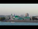 Теплоход Александр Невский 13 сентября 2018 года идем в сторону Казани
