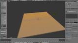 Blender 3D #1 - Создание ландшафта с палаткой