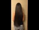 Нарастили целую копну шикарных волос 😻 На все вопросы отвечу в личке 📩