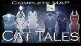 Cat Tales Warriors MAP COMPLETE