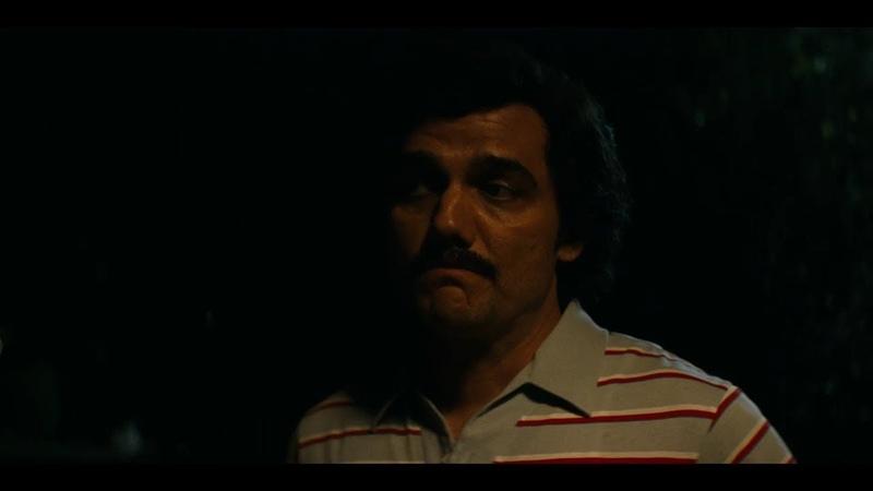 Narcos Mexico - Pablo Escobar Cameo Scene (HD)