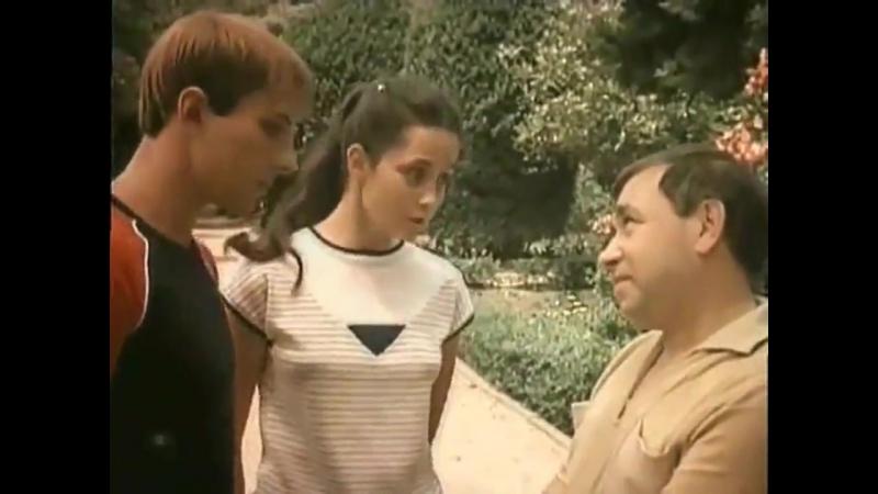 «Шутки в сторону» (1984) - музыкальный, комедия, реж. Виталий Макаров
