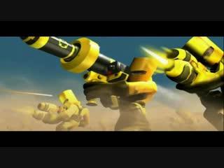 Playstation 2 - Marvel Super Hero Squad Intro (HD)