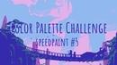 Speedpaint - Color Palette Challenge 5