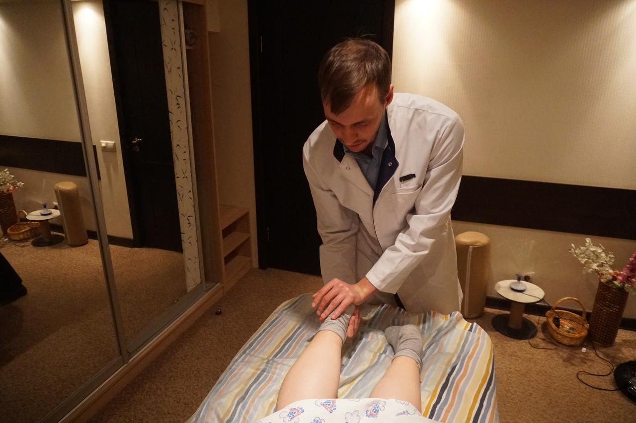 Остеопатия или операция?