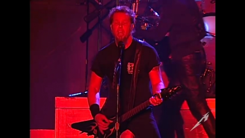 Metallica Blackened (Detroit, MI - December 31, 1999)