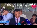 Тарасенко за полчаса несколько раз поменял решение об участии в выборах в Приморье