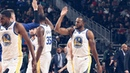 Verizon Game Rewind: Warriors 105 - Bucks 95