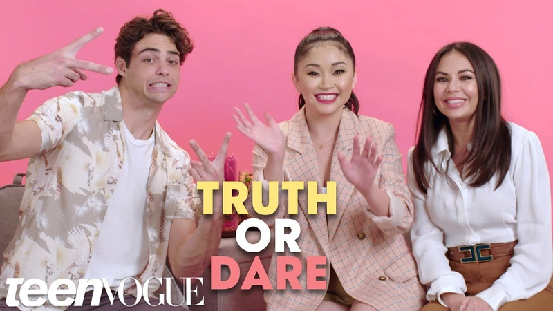 To All the Boys Ive Loved Before Cast Plays Truth or Dare | Teen Vogue
