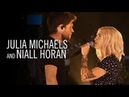 Julia Michaels Niall Horan - «What A Time»