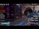 [Jacky Will: Gaming e TI] Paladins (Ryzen 3 2200G VEGA 8) Sem Placa de Vídeo - 1080p, 900p e 768p | Online Benchmarks