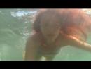 рыжая русалка