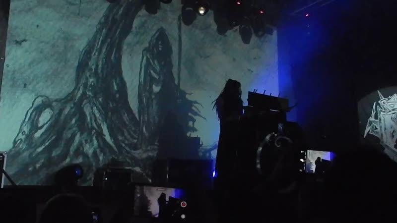 MORTIIS (Nor). 10 nov 2018. Moscow. Zil-Arena club