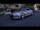 Exklusive First Drive Audi A9 Concept Prologue Fahrbericht Review Test Probefahrt