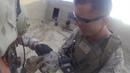 Попадание из СВД в шлем ECH с расстояния 600м Афганистан