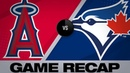 Trout's 7 RBI game leads Angels to victory Angels Blue Jays Game Highlights 6 19 19