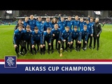 ALKASS CUP 17s Parade Trophy