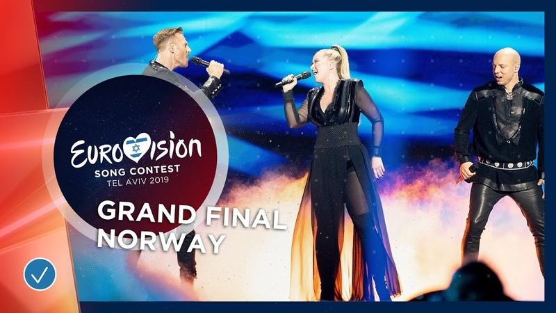 Norway LIVE KEiiNO Spirit In The Sky Grand Final Eurovision 2019