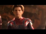 spider-man x wanda maximoff vine marvel avengers infinity war vine