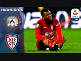Udinese vs. Cagliari _ Udinese Secure Comfortable Home Win _ Serie A