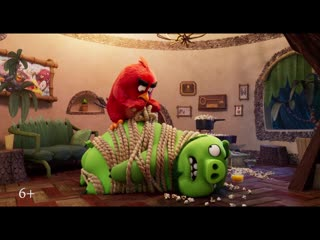 Angry birds в кино 2 - отрывок