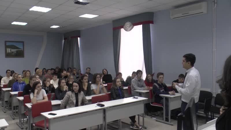 День открытых дверей в Институте романо-германских языков и гуманитарных технологий