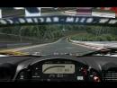 AMS McLaren F1 6.49. Nordsleife.2 lap race onboard