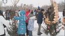 В Принарском парке прошел фестиваль «Ёлки-палки»