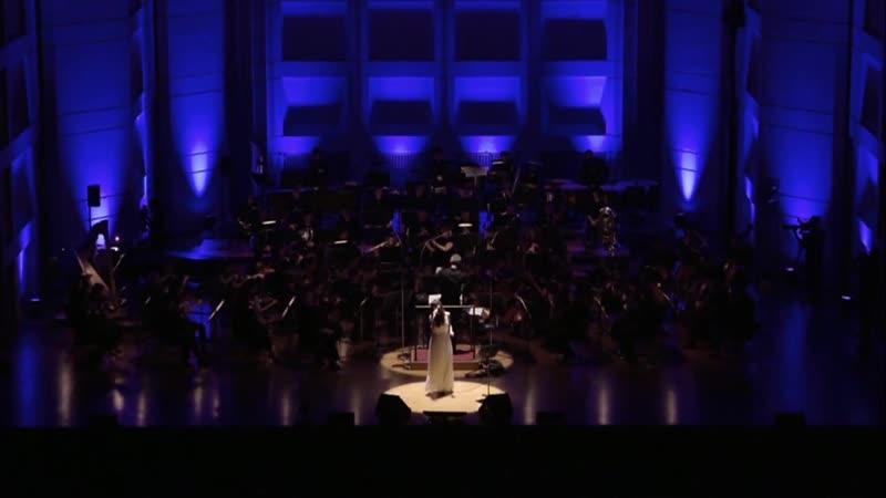 Aimer special concert with Slovakia Kokuritsu Hoso Kokyo Gakudan ARIA STRINGS