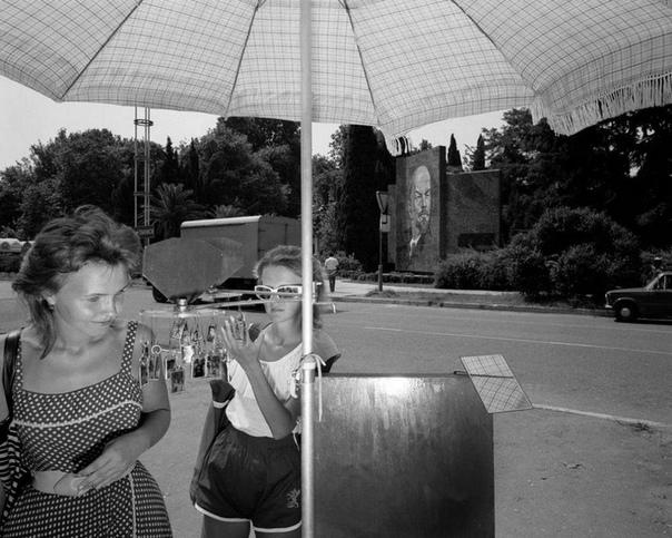 «Хомо советикус»  фотопроект Карла Де Кейзера