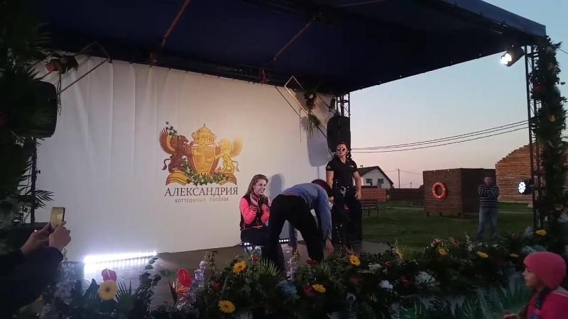 День Рождения КП Александрия 2018. Сценка Полиция