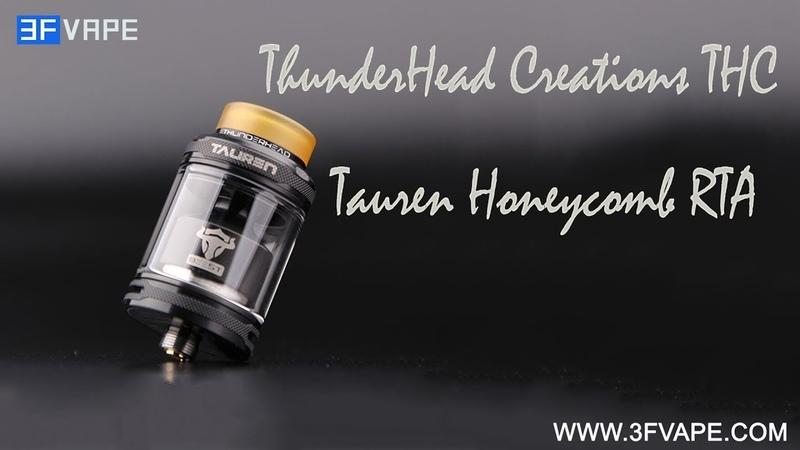ThunderHead Creations THC Tauren Honeycomb RTA