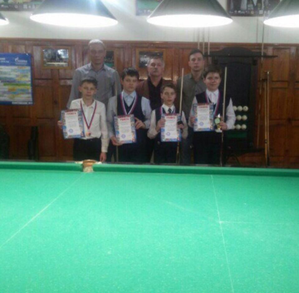 призеры одиночного шара